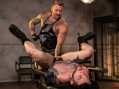 Dr. FrankenFuck's Fist Lab featuring Hugh Hunter, Teddy Bryce - FistingCentral