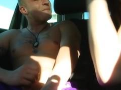 Carol Vega in Carol finds a guy on the street to fuck in...