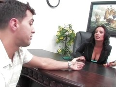 Vannah Sterling Goes Balls Deep On Students Dick