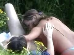 Summer sex filmed