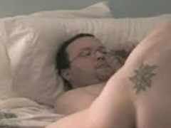 Spy camera catches a couple having oral and regular sex