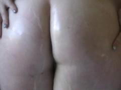 Big Wet Butts: Ass Fuck In The Bath