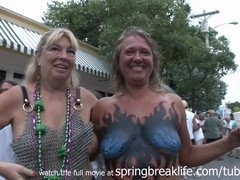 SpringBreakLife Video: Fantasy Fest In Key West