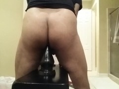 Another Hot Indian Anal Plug
