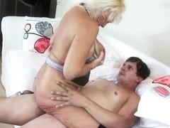 Anthony Rosano in Horny Grannies Love to Fuck #09, Scene #03 - DevilsFilm