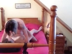 Emotional shemale janey1964 getting fucked 1/3