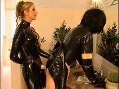 German Knob Dominatrix-Bitch two