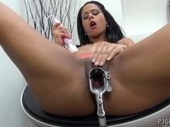 Gyno masturbation