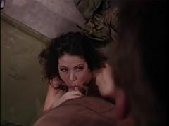 Sophia Ferrari anal in prison cell