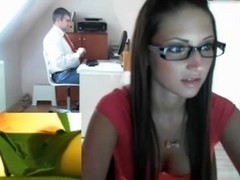 hungarian office girl 5
