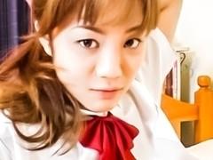 Hottest Japanese model in Fabulous JAV uncensored Fingering scene