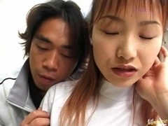 Rina Usui hot dick riding
