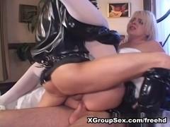 XGroupSex Video: Missy Monroe