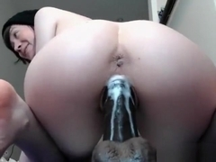 Amateur Kassi Kay Flashing Ass On Live Webcam