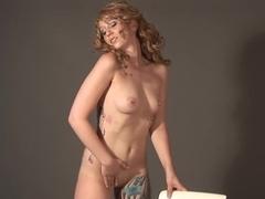 Best pornstar in Horny Tattoos, Masturbation porn movie
