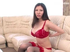 Amazing Japanese slut Sofia Takigawa in Hottest JAV uncensored Dildos/Toys clip