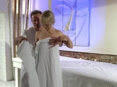 Crazy pornstar in Hottest Lesbian, HD adult movie