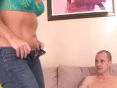 Horny pornstars Simone Sonay, Jessy Jones in Hottest MILF, Blonde adult video