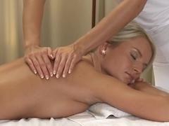 Incredible pornstars in Hottest Blonde, College adult video