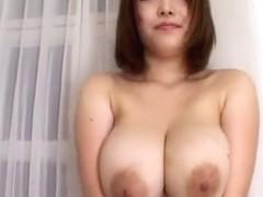 Horny Japanese chick Momoe Mochida in Best JAV scene