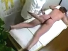 Hidden Asian Massage Porn Video of Girl Naked and Touched