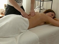 Heated massage fucking clip