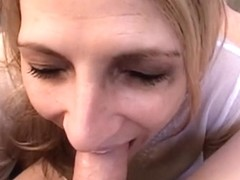 Amazing pornstar Marie Madison in horny blonde, blowjob adult movie