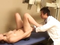 Fabulous Japanese chick in Best Medical JAV video