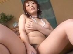 Hottest Japanese model Sayuri Shimatani in Amazing Masturbation, Toys JAV video