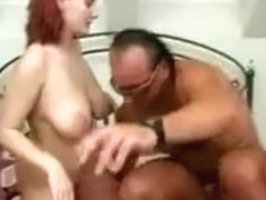 chubby mature for 2 dicks
