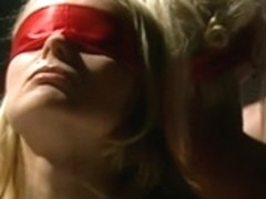 Dora Venter Blindfold Foursome
