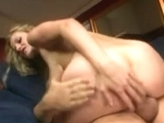 British doxy Estelle screwed on the bed