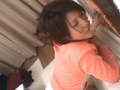 Crazy Japanese model in Best Fetish, Voyeur JAV movie