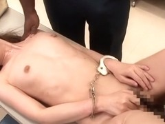 Fabulous Japanese slut in Best Interracial, HD JAV scene
