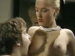Vintage mother I'd like to fuck fucking dumb boy-friend