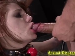 Restrained redheaded sub throated