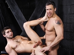 Dean Phoenix & Johnny Rapid in Daddy's Dungeon Part 1 - MenNetwork