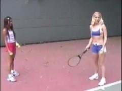 Tennis Lesbians anyone
