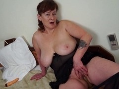My Pleasing Grannies 05 (Masturbation. Posing. Hawt)