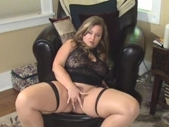 Mellow breasty mature woman featuring hot handjob sex video