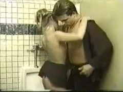 Sex in the men's room