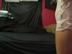 Slut Fucks on Webcam
