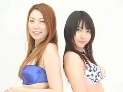 Japanese Lesbians (Sensuously Oral)