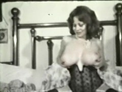 Retro Porn Archive Video: Bra Busters From 1950 60s 01