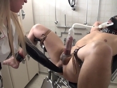 Blonde amateur vid with me fingered and fisted