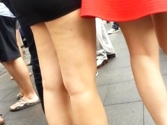 Bare Candid Legs - BCL#037