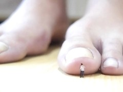 Giantess Feet Worship