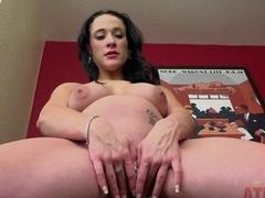 Exotic pornstar in Incredible Amateur, Fingering sex clip