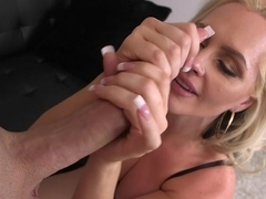 Horny pornstars Sean Lawless, Alena Croft in Fabulous Cumshots, Blonde sex scene