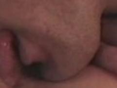 Best pornstar Ashlynn Leigh in horny blowjob, small tits porn scene